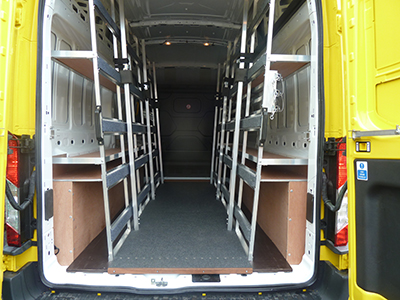 If You Are Interested In Transforming Your Van Into A Glass Carrying Vehicle Then Contact Us Today On 01744 25348